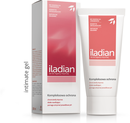Iladian intimate gel