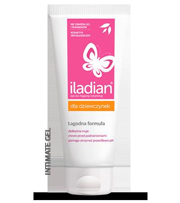 Intimate Iladian gel for girls